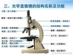 显微镜的使用步骤(显微镜的使用步骤顺序)
