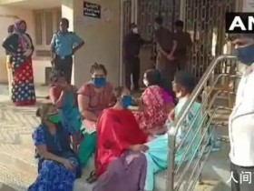 印度一医院氧气短缺致24名患者死亡原来如此