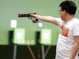 第3枚奖牌老将庞伟射击场摘铜庞伟个人信息介绍