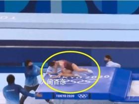 日本蹦床男子失误中国队完美夺冠 太放心了