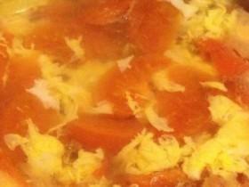 如何在家正确自制爽口的西红柿鸡蛋汤(西红柿蛋汤做法)